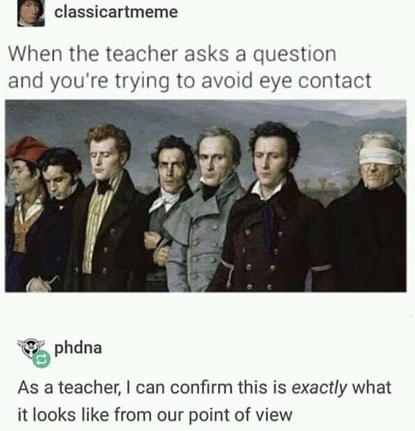 18 Tumblr Posts You Can Only Appreciate If You Survived Public School