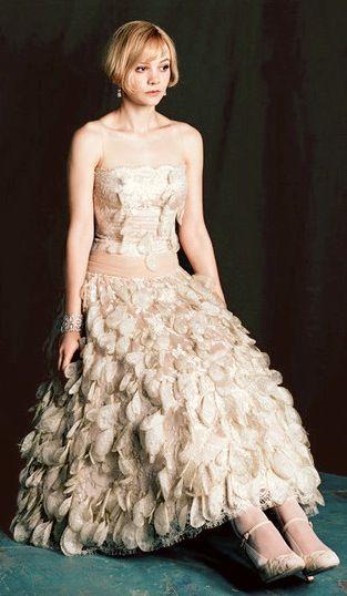 Carey Mulligan As Daisy In The Great Gatsby 2017 Costume Designer