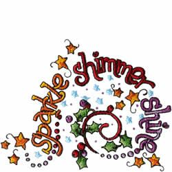 Sparkle Embroidery Designs