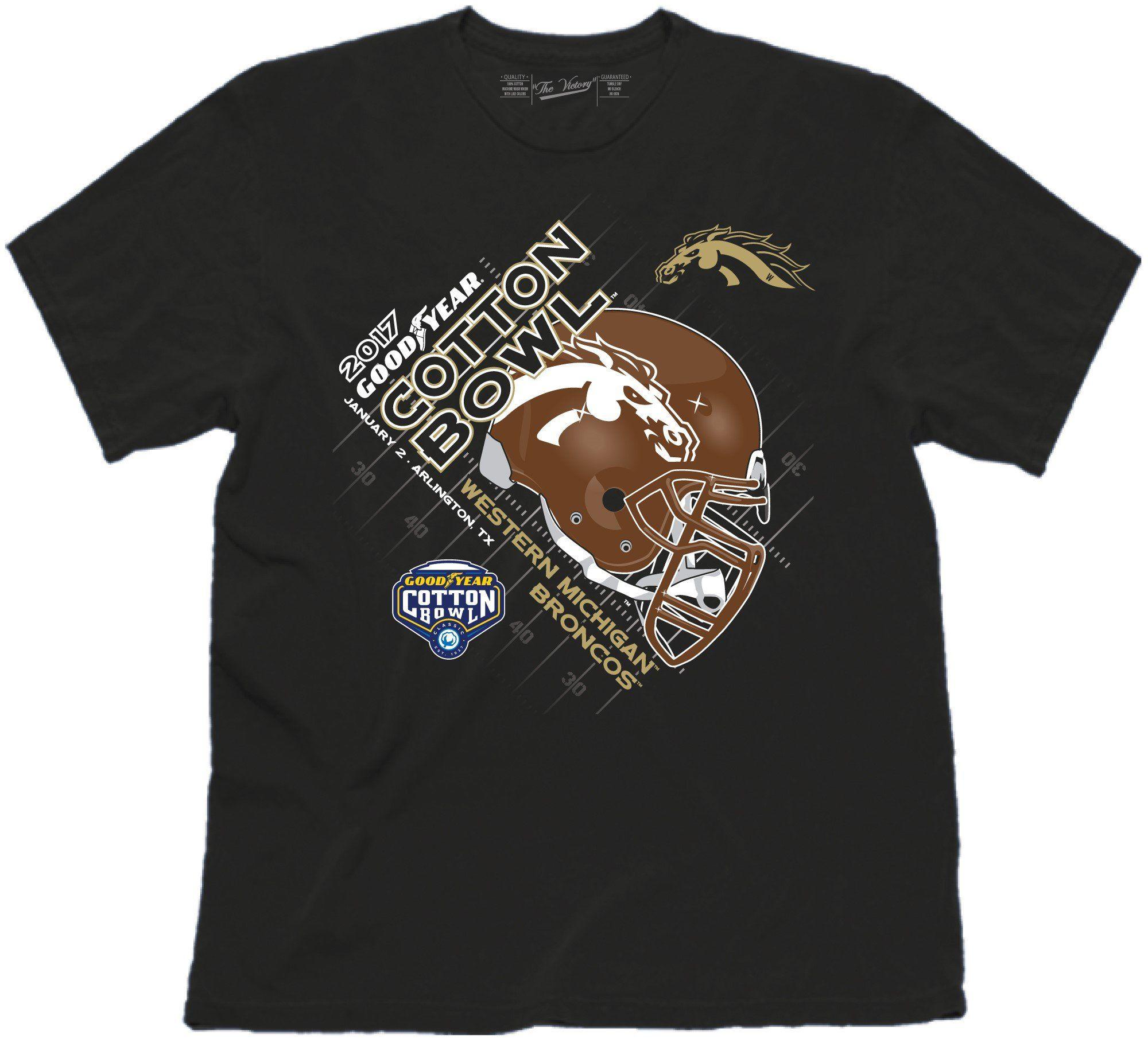 Western Michigan Broncos 2017 Cotton Bowl College Football