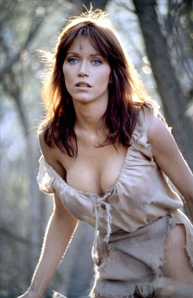model Tonya roberts thick