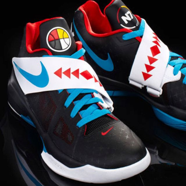 Nike KD IV (4) N7 | Kd shoes, Nike free
