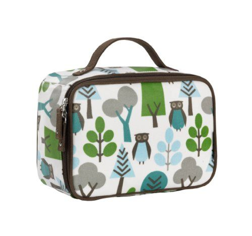 $36.00-$36.00 Baby Not your average brown bag, these colorful lunch boxes keep your nutritious meals at just the right temperature, and they'll still be the coolest kid in the cafeteria.   The Owls Sky Lunch Box features the owls sky print, an updated owl motif adorned with classic woodland features and bold hues of green and blue.Dwell Studio nursery essentials and children's room décor make de ...