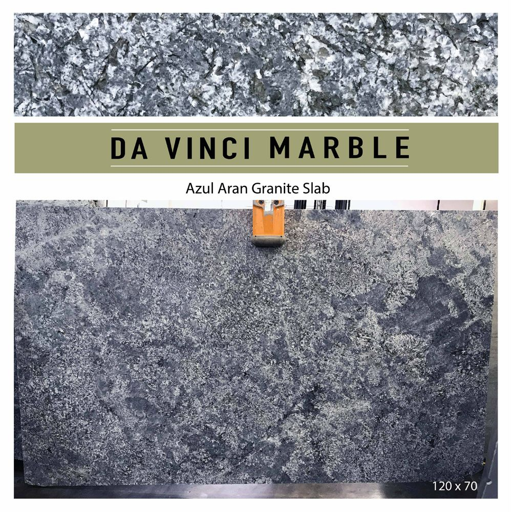 Azul Aran Granite Slab Stone Slab Granite