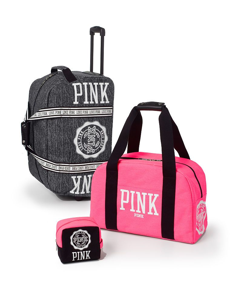 3-piece Travel Set - PINK - Victoria's Secret | Victoria Secret ...