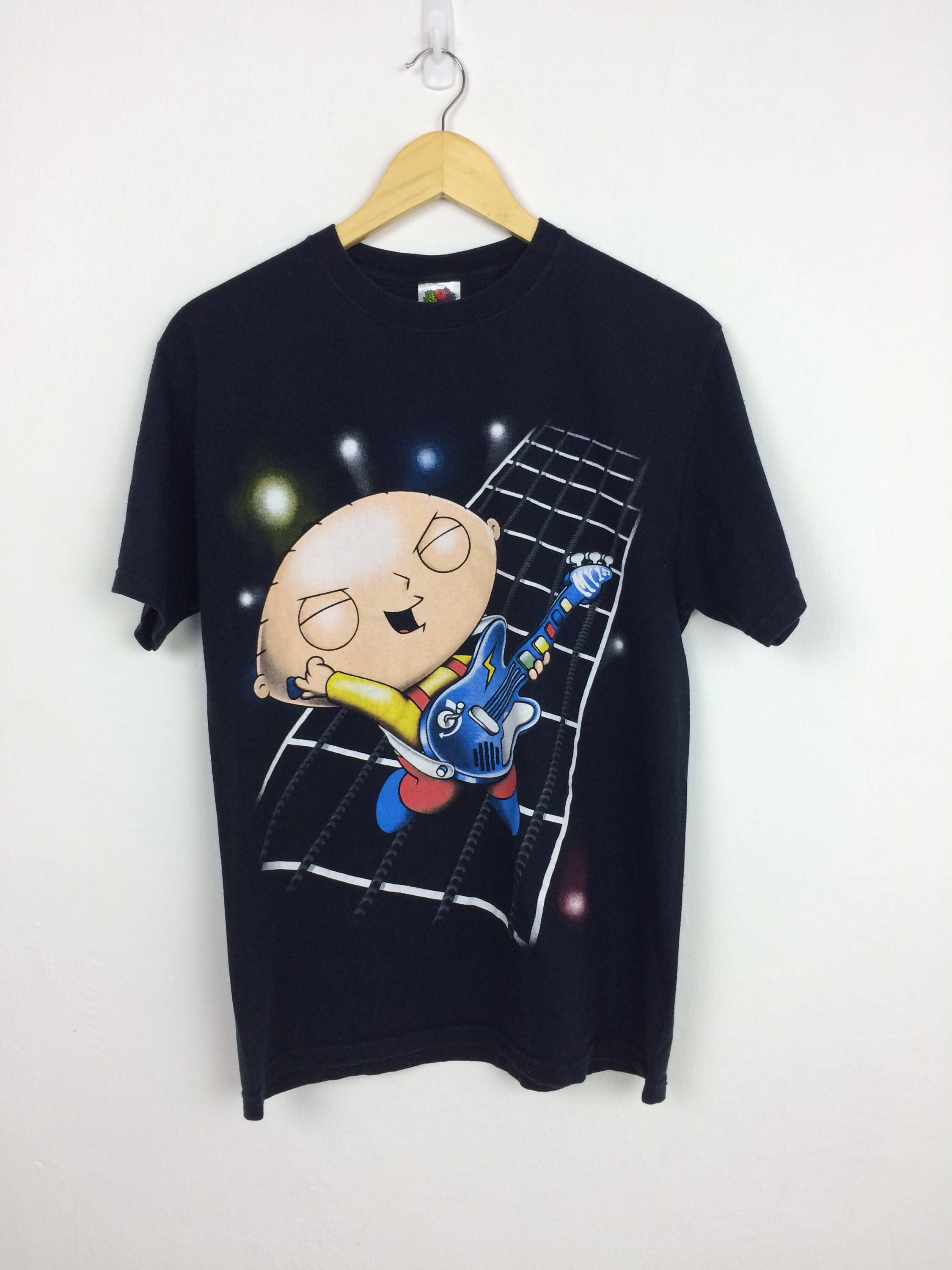 39b10350c Excited to share the latest addition to my #etsy shop: Vintage Family Guy  Stewie Griffin T Shirt Size M #clothing #men #tshirt #pinkpanther #taz  #tweety ...