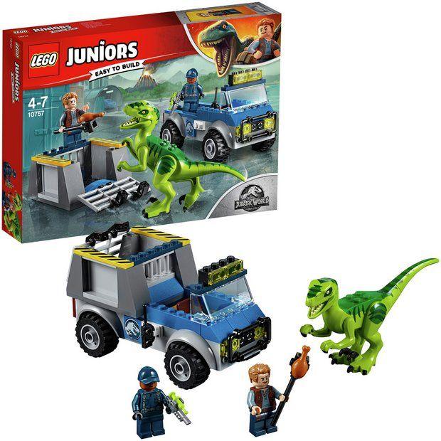 Buy Lego Juniors Raptor Rescue Truck Set 10757 At Argos Thousands