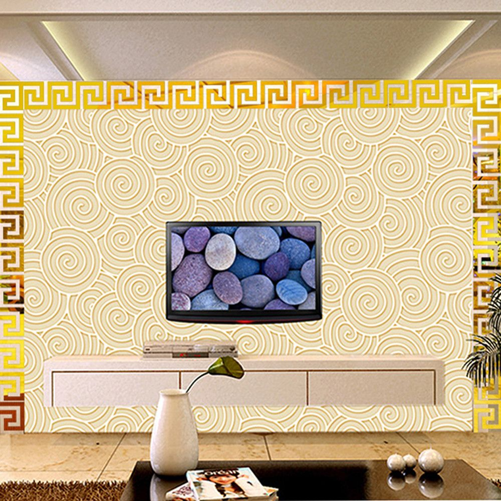 10 pcs home decor puzzle labyrinth wall art acrylic mirror wall 10 pcs home decor puzzle labyrinth wall art acrylic mirror wall decal art stickers decals best amipublicfo Image collections
