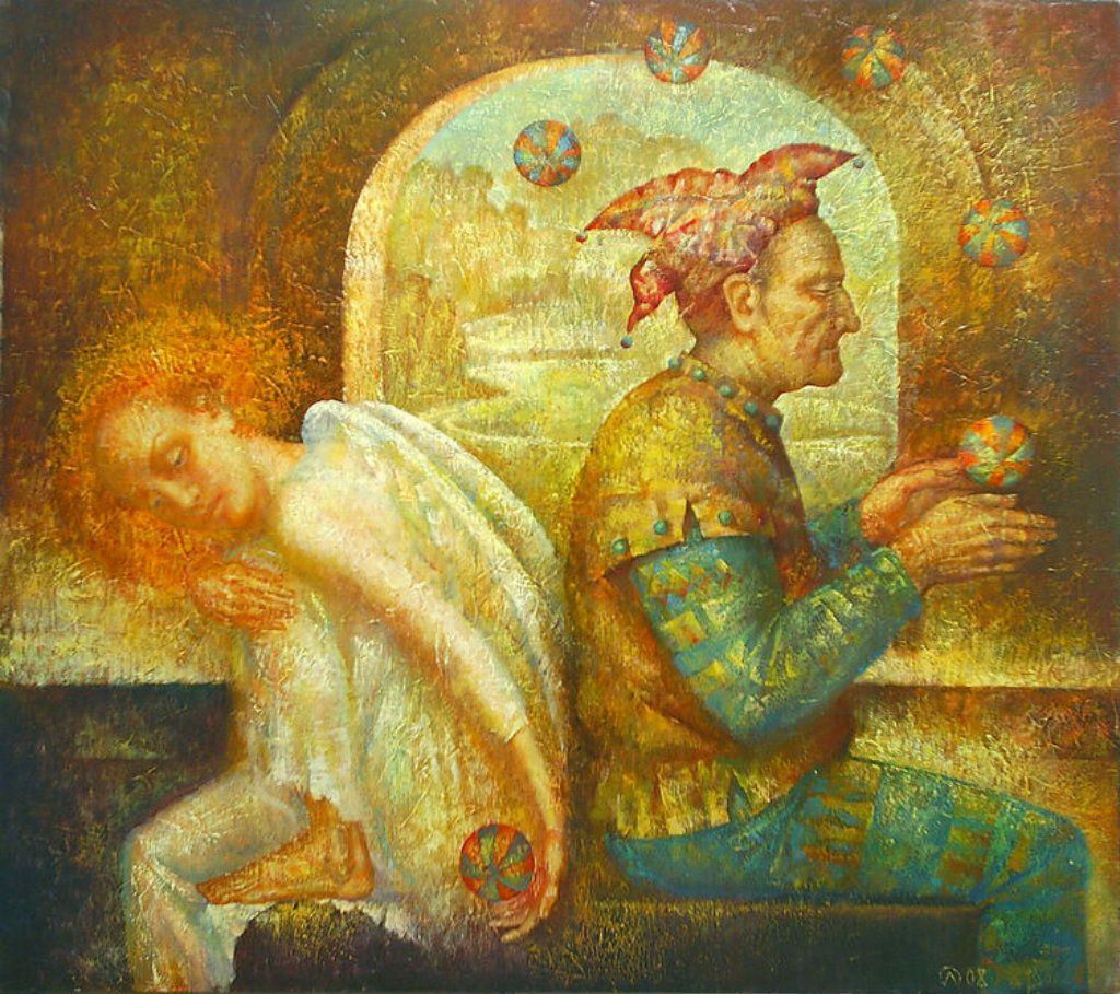 Olga Naletova — Эпоха масок. Полночь!