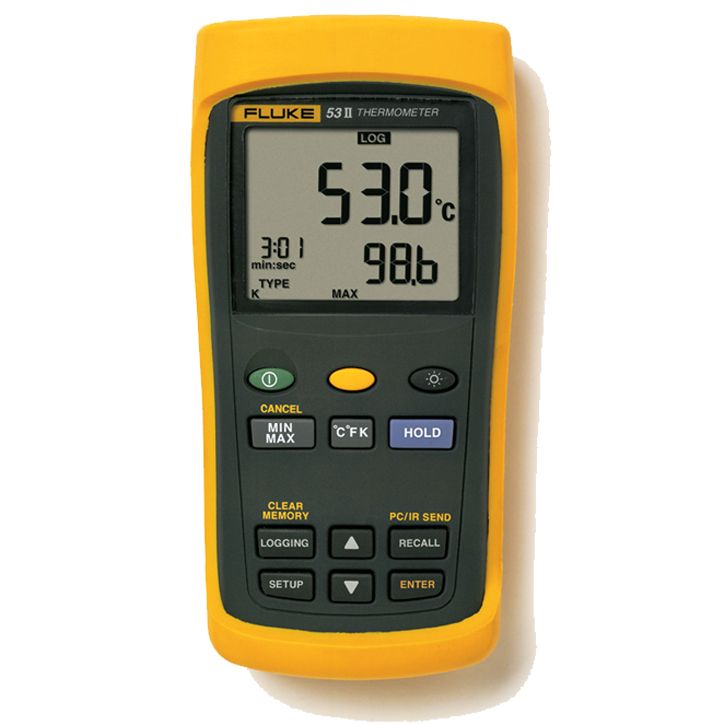 The Indicators Are Used For Measuring Accuracy In Labarotories They Are Applied In Areas Like Electrical Maintenance Digital Thermometer Thermometer Digital