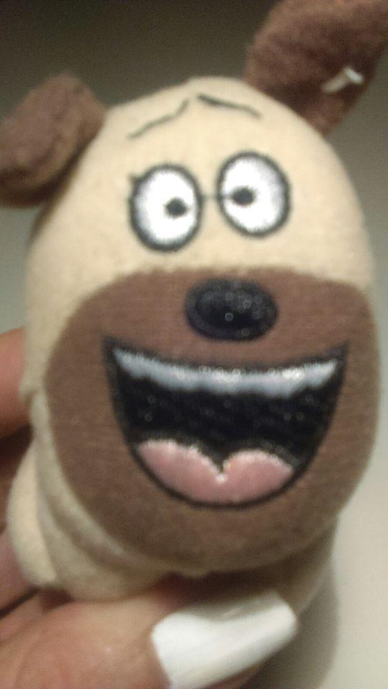 Secret Life Of Pets Mel Pug Dog Mcdonald S Plush Toy Disney Pug Dog Secret Life Of Pets Plush Toy