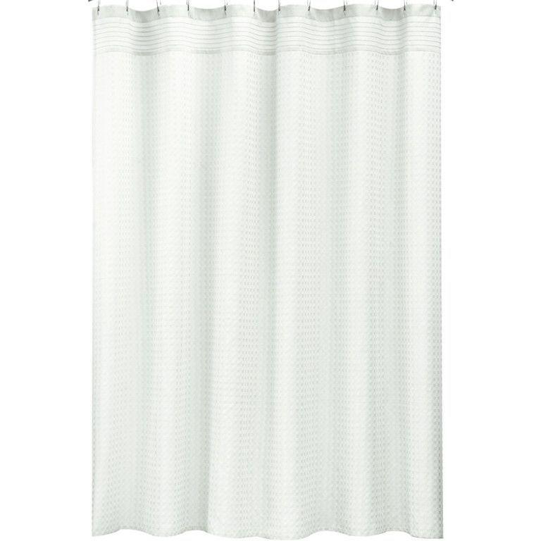 bacova guild mini check shower curtain