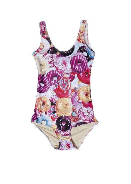Doughnut Swimsuit Swimsuits One Piece One Piece Swimsuit