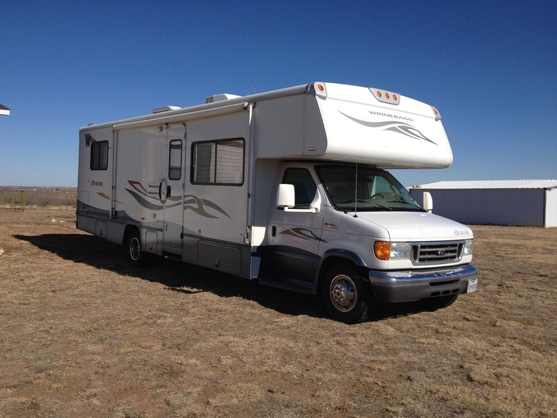 2007 Winnebago Outlook Wwf331h For Sale By Owner Amarillo Tx