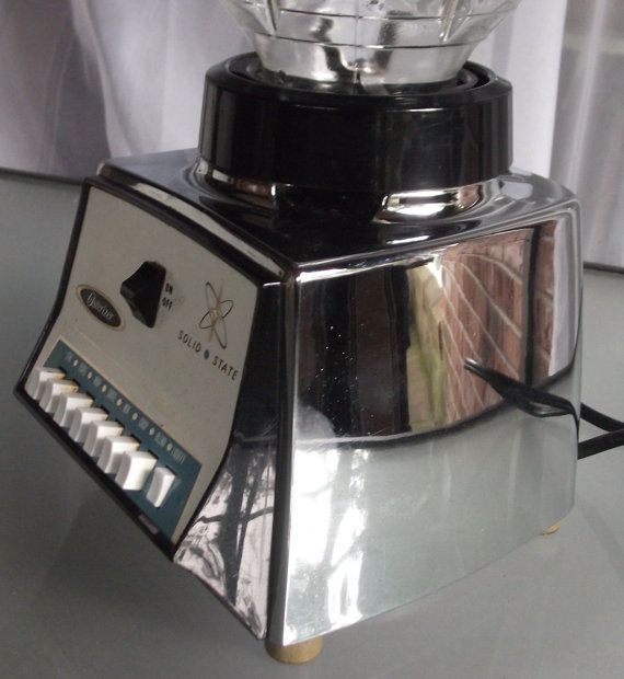 Osterizer Solid State, Heavy Duty, Vintage Blender, Home