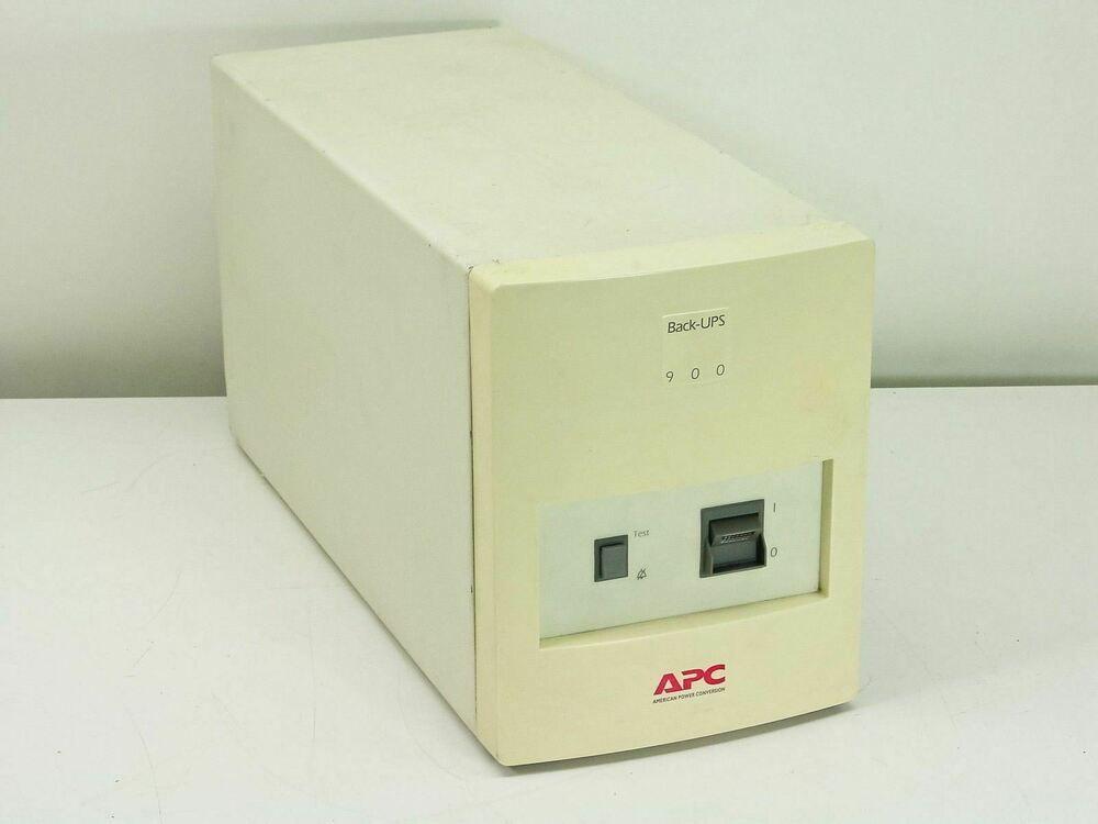 Apc 900 Va Back Ups 900 Battery Power Supply 24vdc Back Ups 900 No Battery Ebay Power Supply Apc Apc Smart Ups