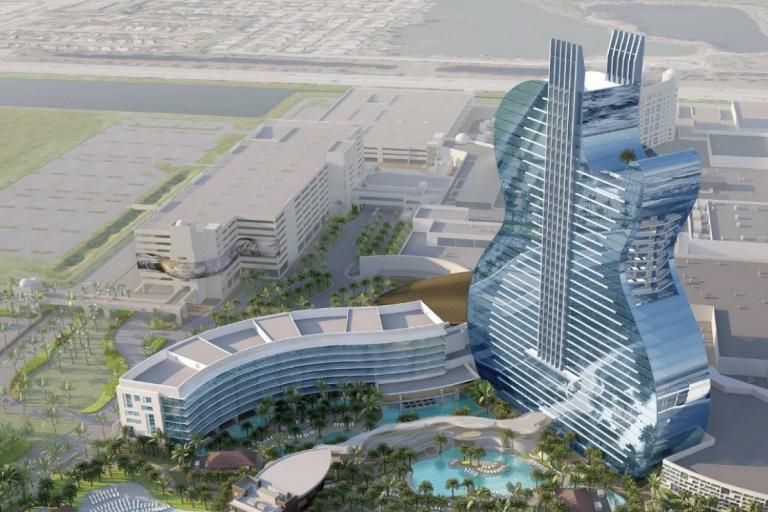 Hotel Shaped Like A Guitar To Open In Florida Hard Rock Hotel