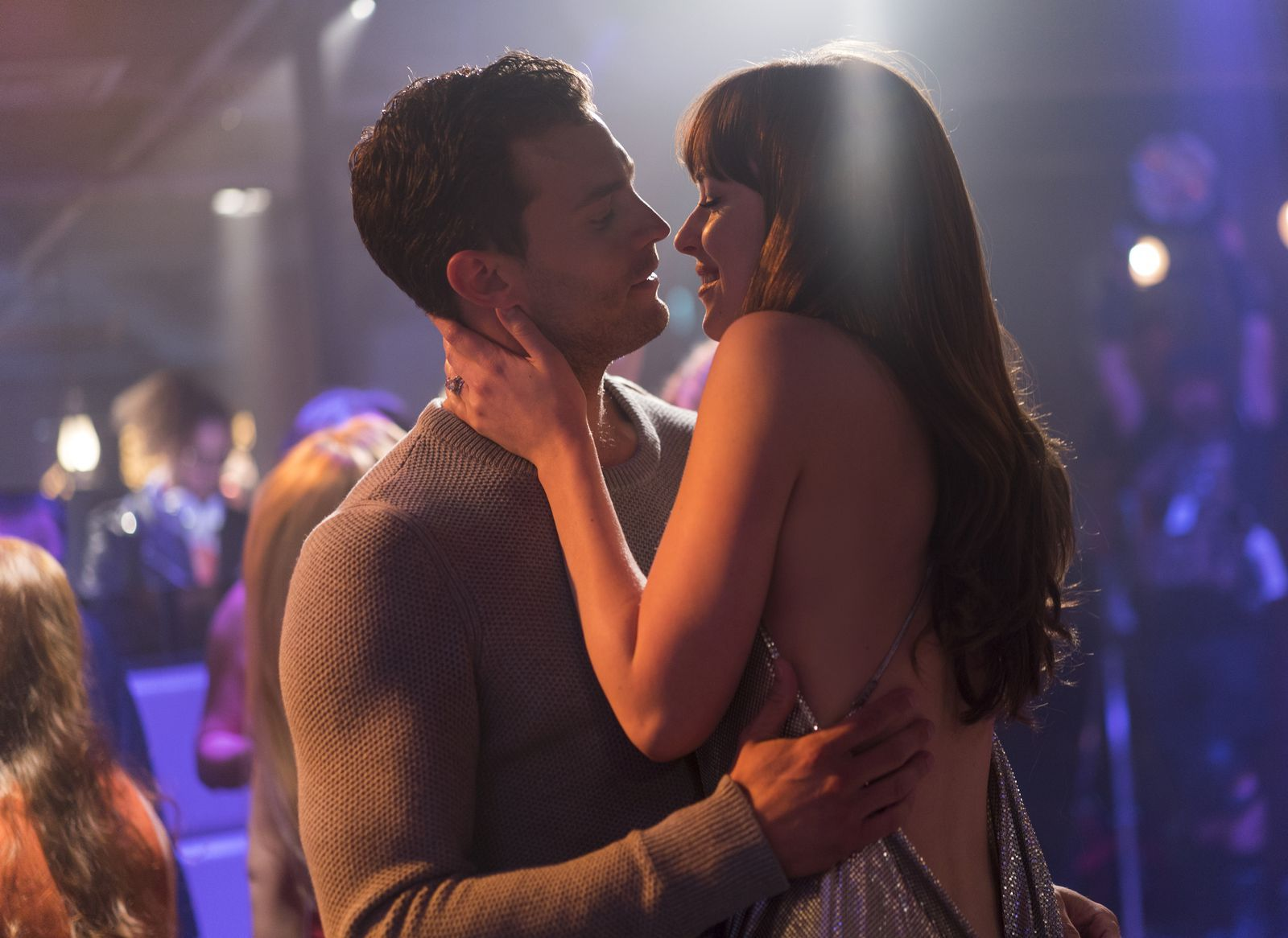 5 Delightful Fifty Shades Freed Tidbits From Eloise Mumford Fifty Shades Movie Fifty Shades Fifty Shades Freed