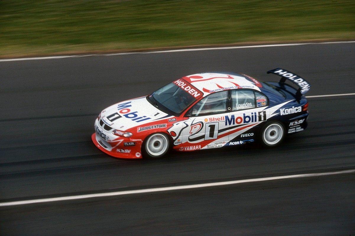 Craig Lowndes Vt Commodore Super Cars V8 Supercars Team Wallpaper