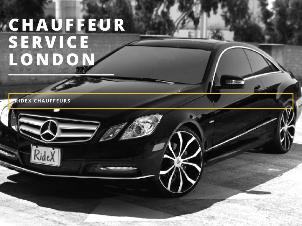 Ridex Chauffeur Offer Executive Luxury Chauffeur Driven Car Hire Services In London The Uk For Business Airport Transfe Chauffeur Service Chauffeur