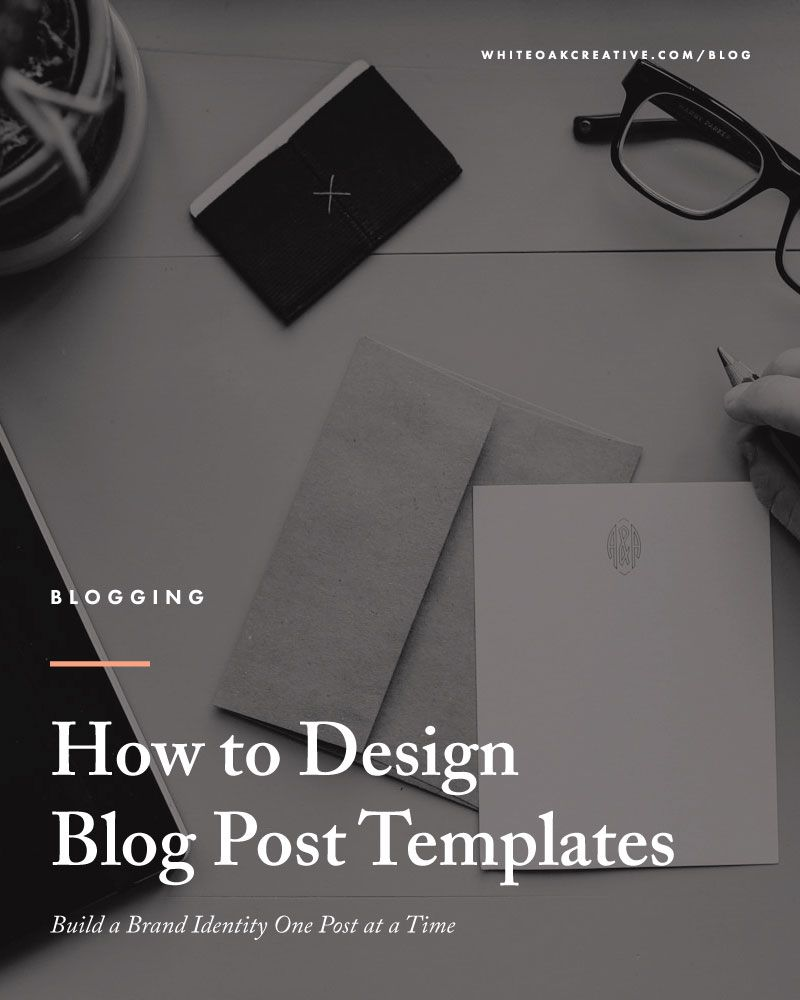 Creating templates for Your Blog Posts | All Things Digital ...