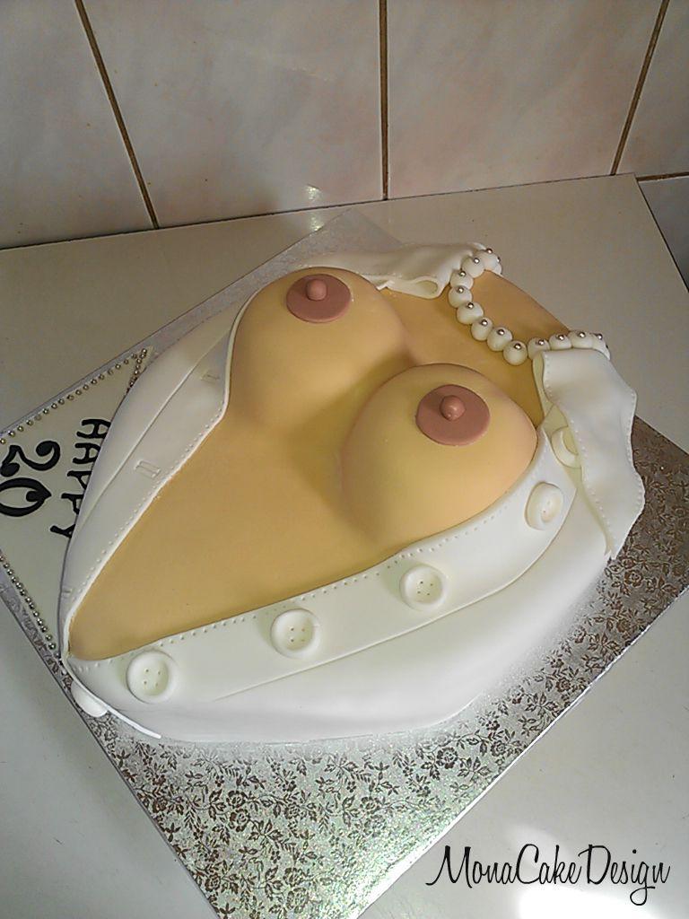 Boobs Cake  busentorte  Pinterest  Kuchen