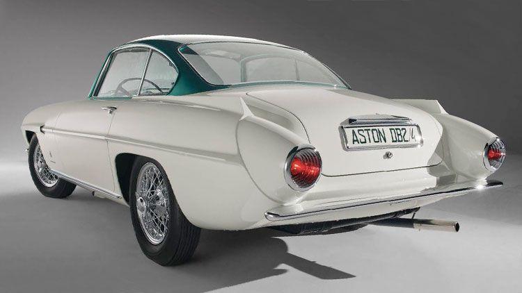 1956 Aston Martin DB 2/4 MKII