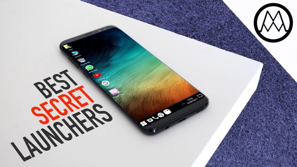 5 Best Secret Android Launchers Of 2017 Must Have Android Apps My Best Secret Android Launchers Of 2017 Android Launchers You Haven T Heard Of