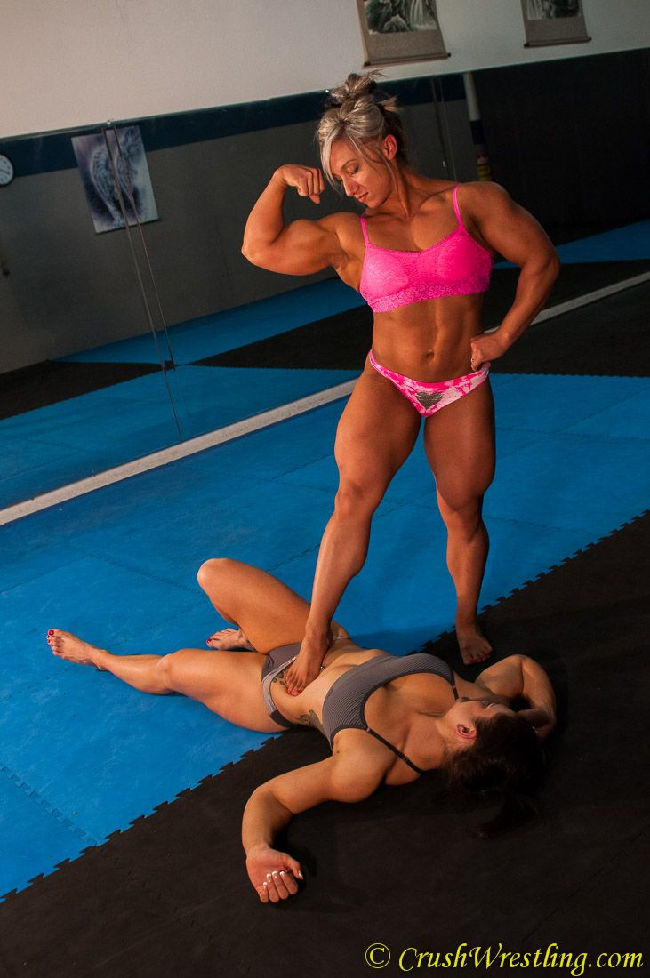 Sexy women wrestling videos