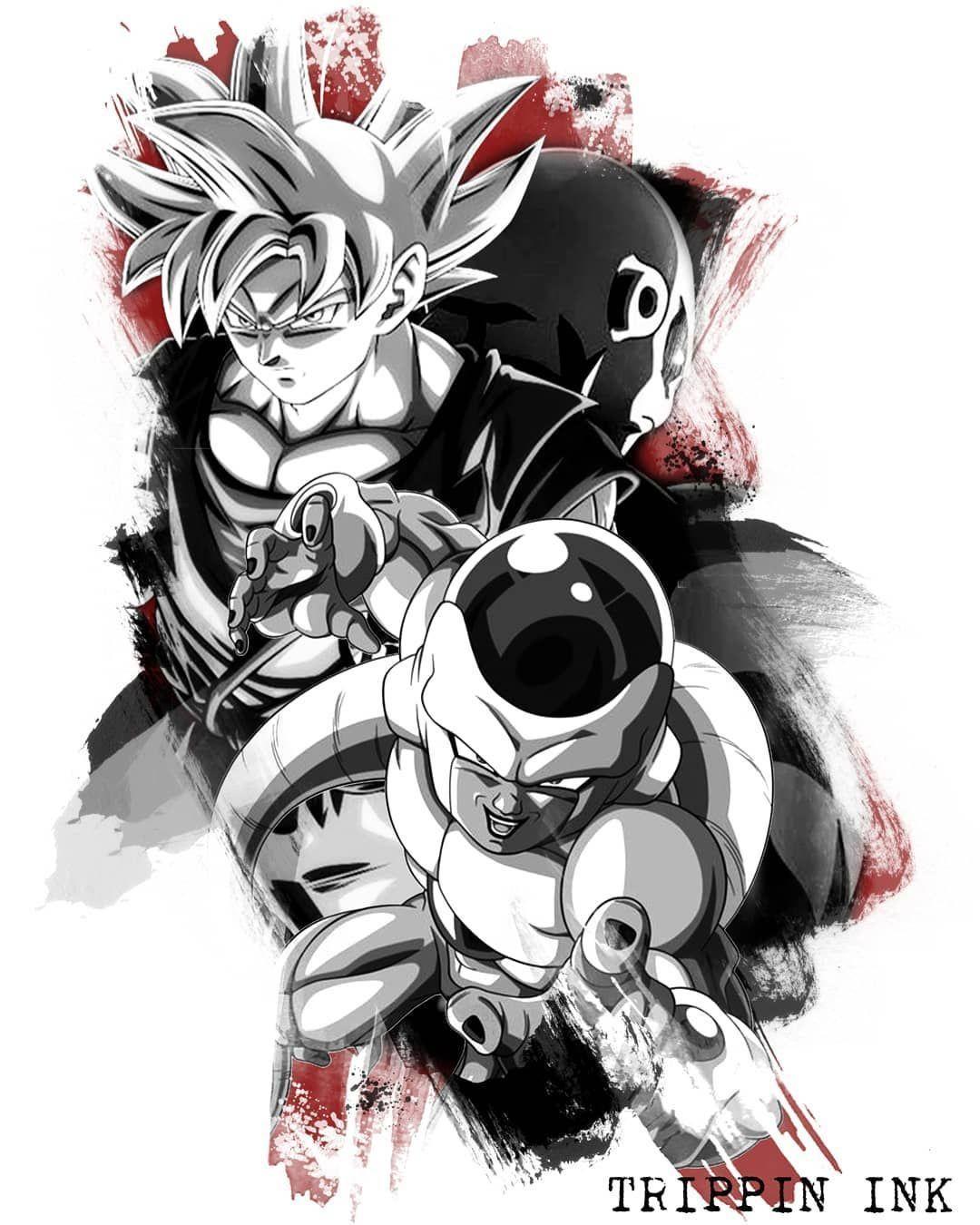 Click To Join The Dragon Ball Community At Https Thefandome Com Anime Dragon Ball Super Dragon Ball Tattoo Dragon Ball Artwork