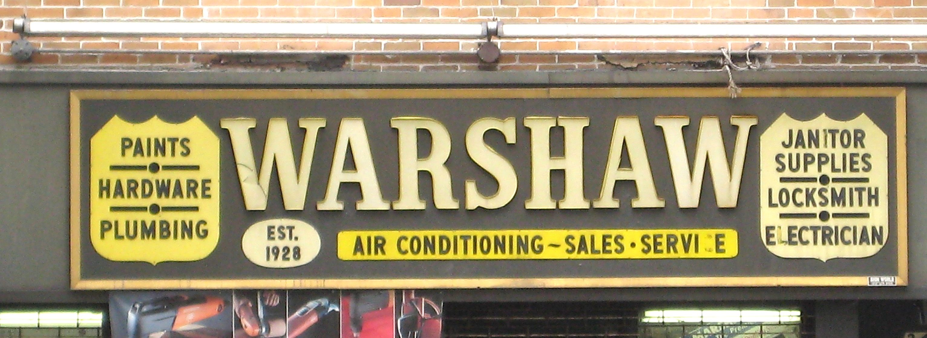 The City S Oldest Hardware Stores And Signs Storefront Signage