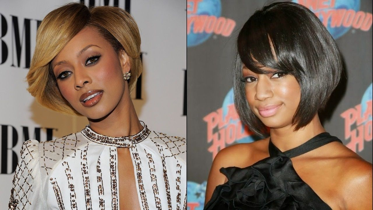12 Exclusive African American Bob Hairstyles #african #american