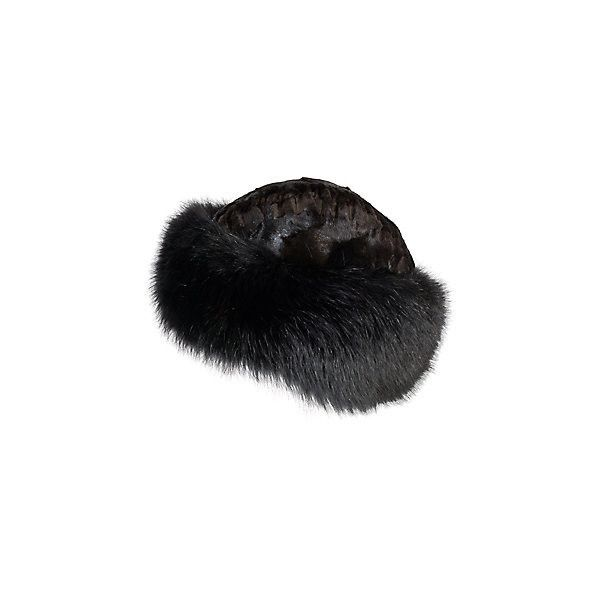b46aebcda8836 Sheared Mink Fur Cossack Hat with Fox Fur Trim ( 349) ❤ liked on Polyvore