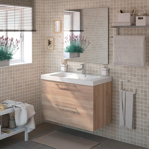Captivating Muebles De Lavabo   Leroy Merlin