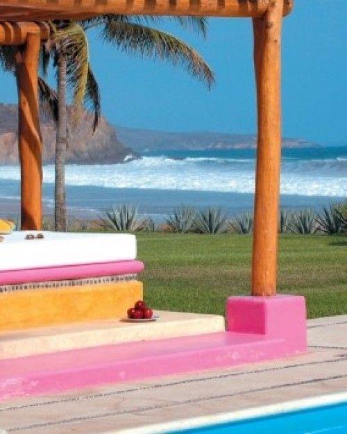 las alamandas hotel in costalegre, jalisco, mexico
