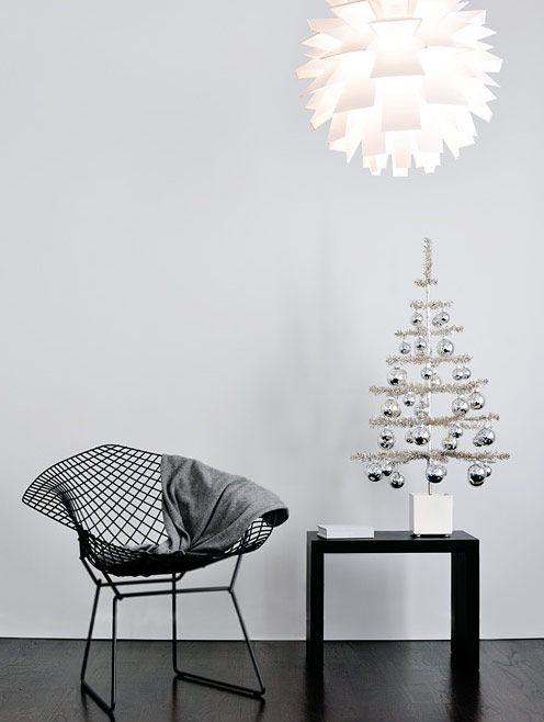 Via That Nordic Feeling | Norm Lamp | Bertoia Chair | Christmas