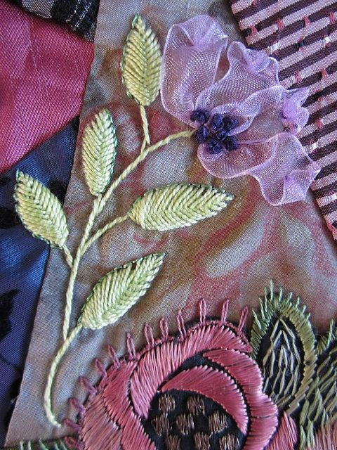 Build A Seam #73.   in CQI. by Margreet from Holland, via Flickr