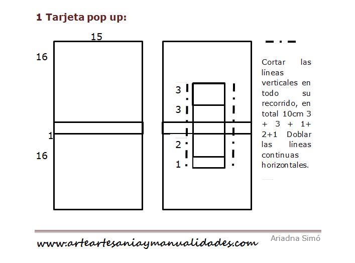 TUTORIAL TARJETA DE NAVIDAD POP UP Y TARJETA CON BOLSILLOS SCRAPBOOKING