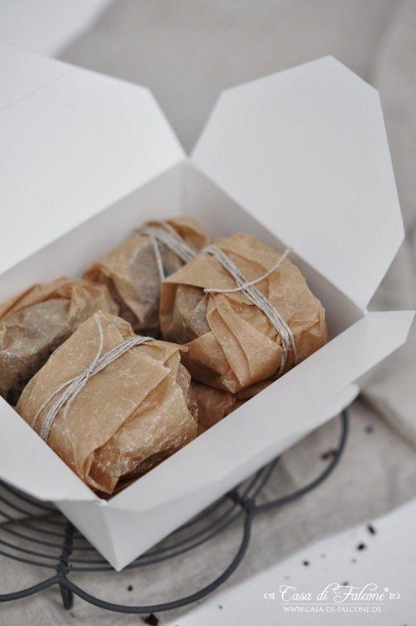 Brownies  - geschenk aus der küche