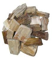 Kivettynyt puu, luonnollinen mineraali