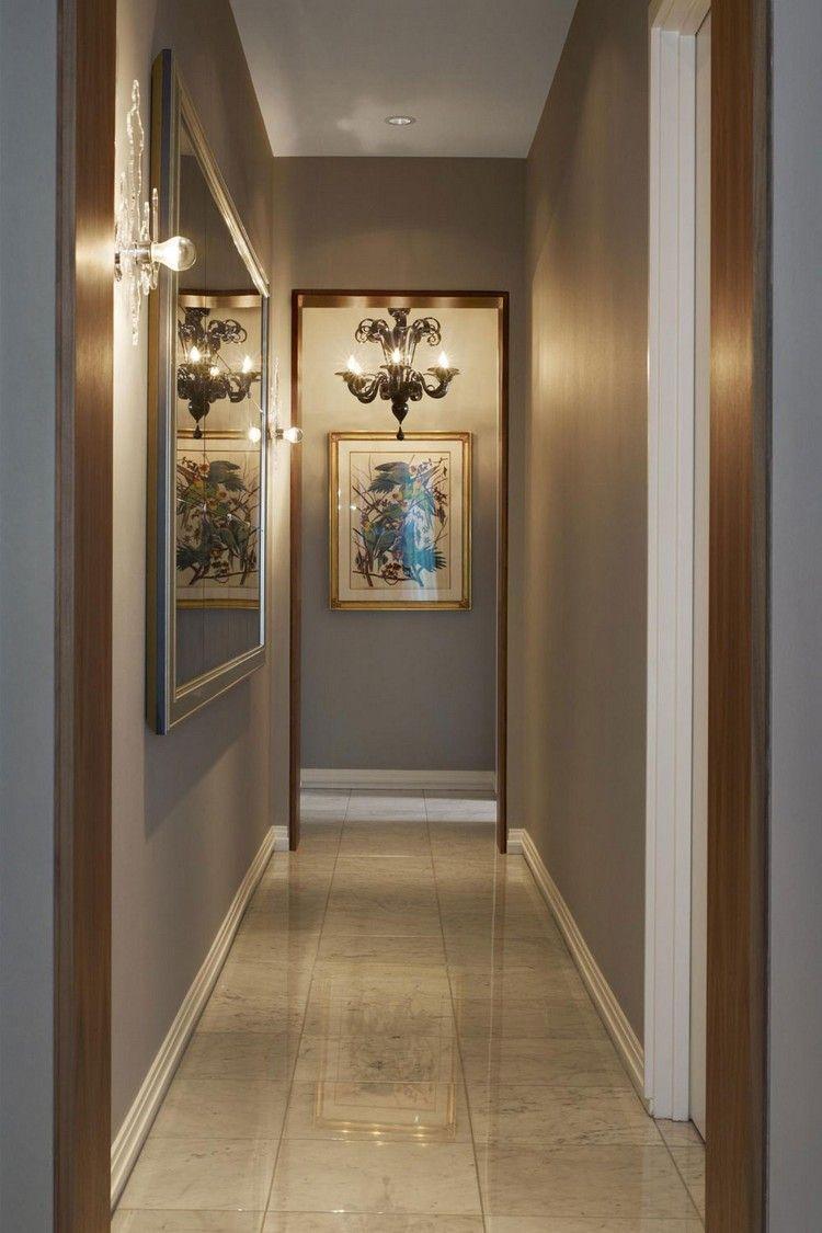 Idee Deco Couloir Moderne comment aménager un couloir étroit? inspirez-vous de nos 20
