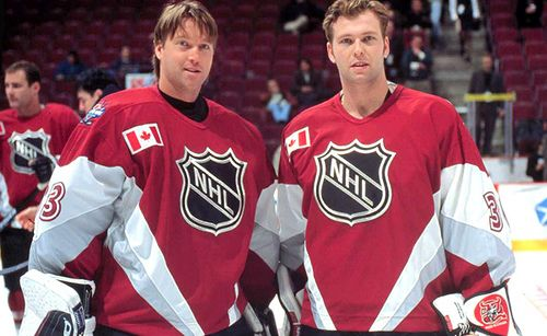 Goalie Legends Patrick Roy Martin Brodeur Commence The Debate