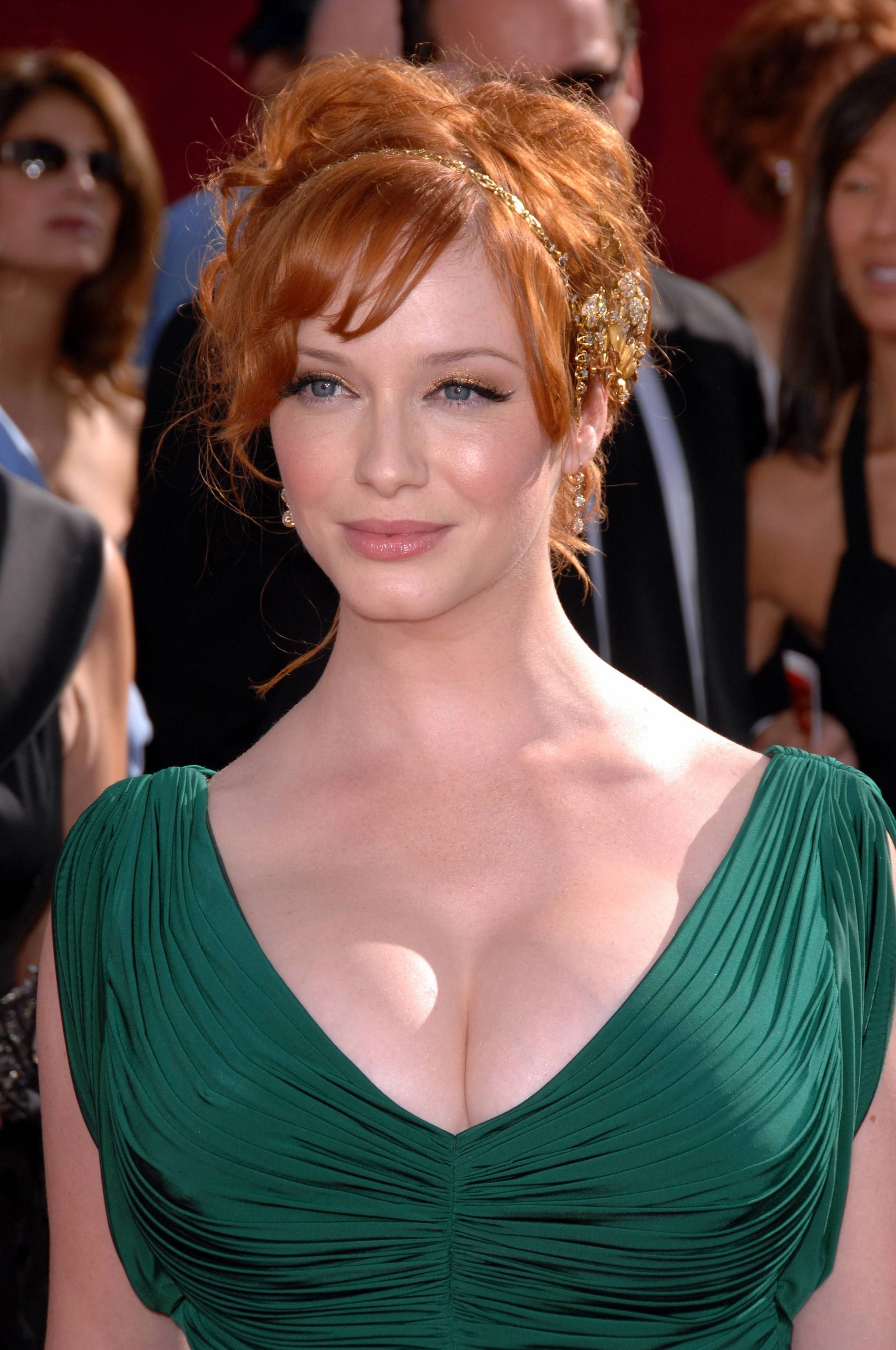 The most beautiful redheads ever