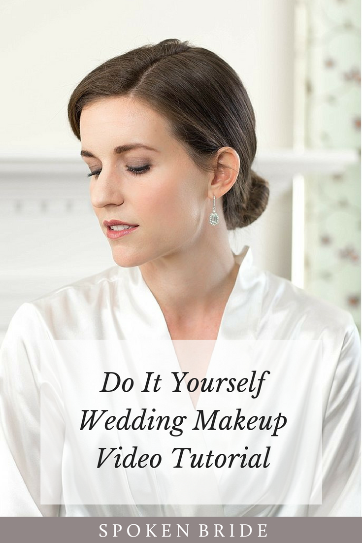 How to do your own bridal makeup how to do your own bridal makeup video tutorial solutioingenieria Images
