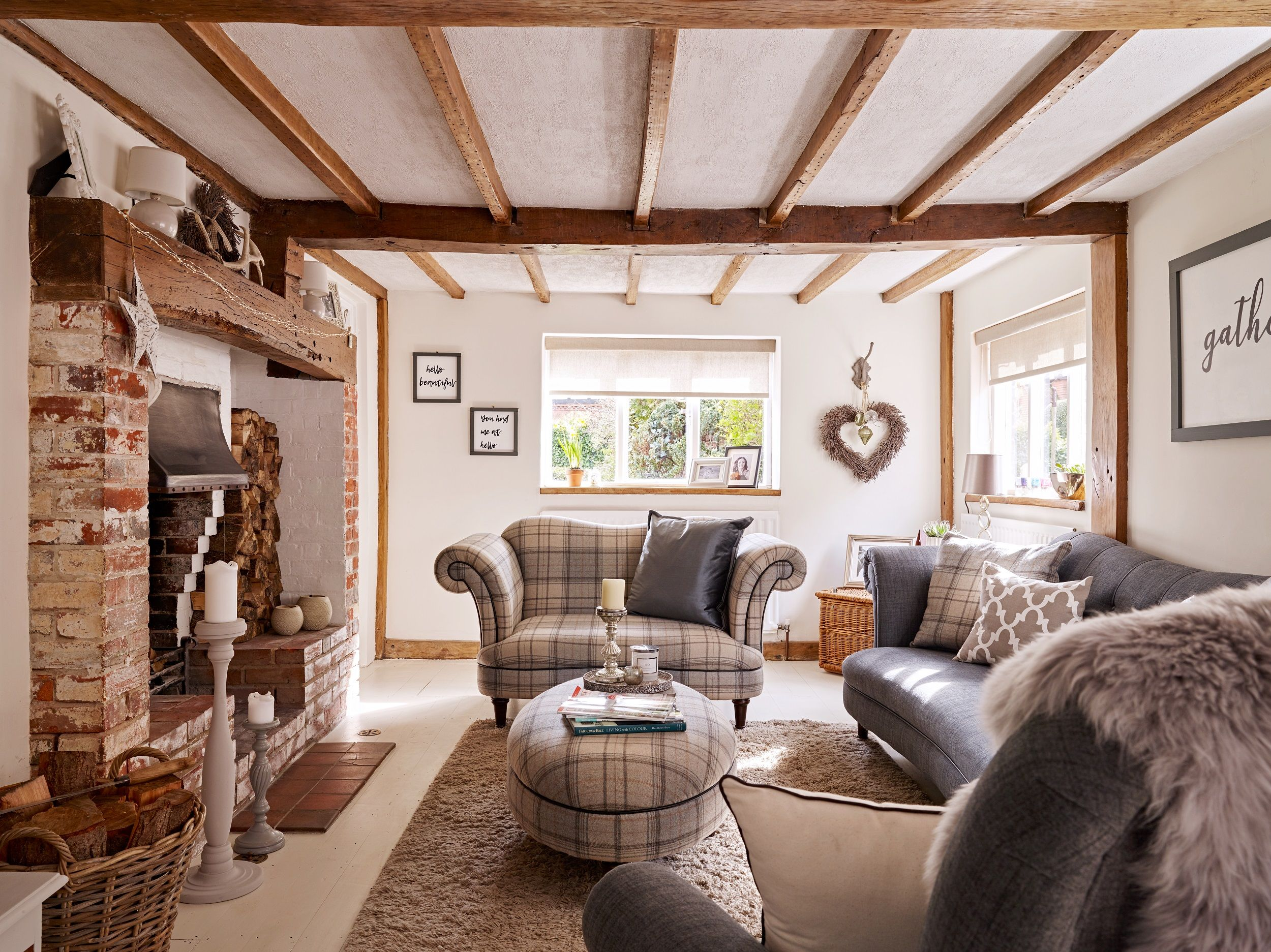 it s a modern take on a british classic u201d old forge cottage rh pinterest com