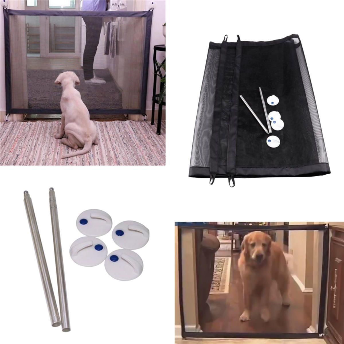 [US9.77] Pet Hunting Dog Isolation Net Folder Pet
