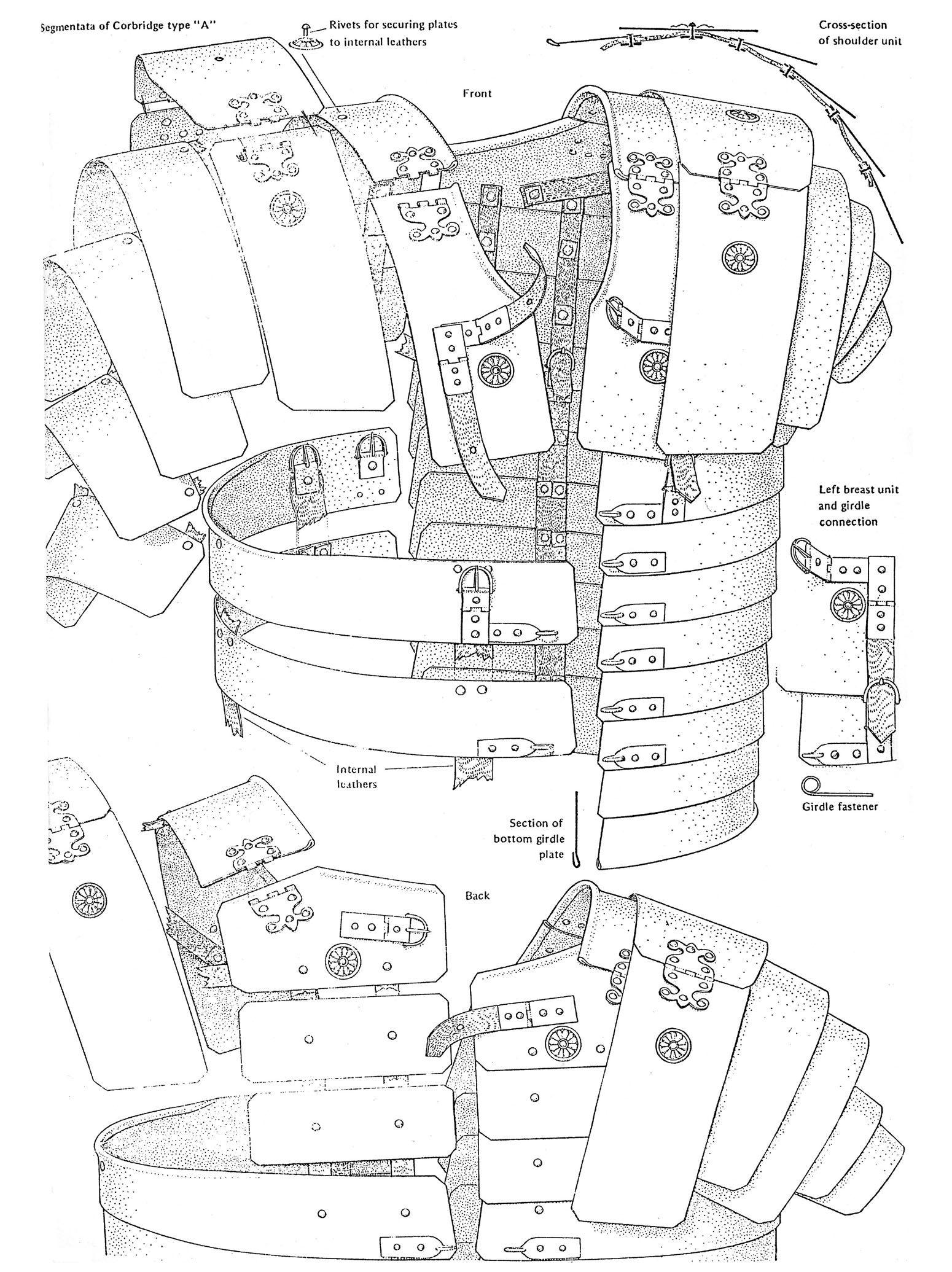 Roman Legionnaire Armor Art Ideas Artist Thoughts