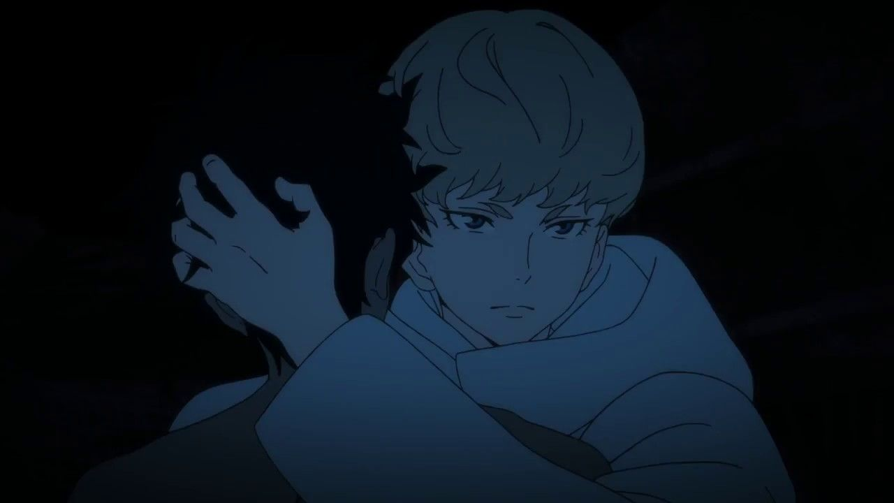 Every Time Ryo And Akira Hug In Devilman Crybaby Youtube In 2020 Devilman Crybaby Cry Baby Akira