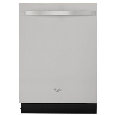 Whirlpool Gold Top Control Dishwasher In Monochromatic Stainless