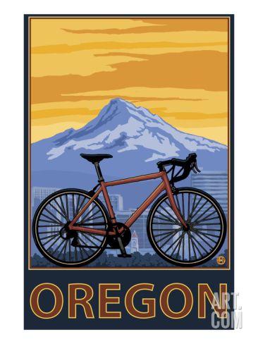 vintage cycle oregon Northwest